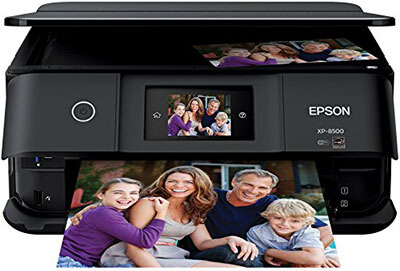 Expression Photo XP-8500 Epson Wireless Printer
