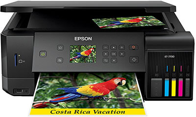 Epson ET-7700 Expression Premium EcoTank Printer
