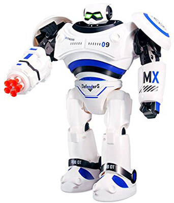 Theefun Defender RC Intelligent Combat Robot Toy for Kids