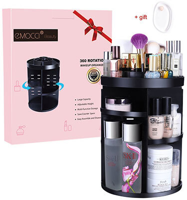 EMOCCI Makeup Cosmetic Organizer