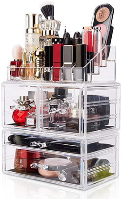 DreamGenius Makeup Organizer