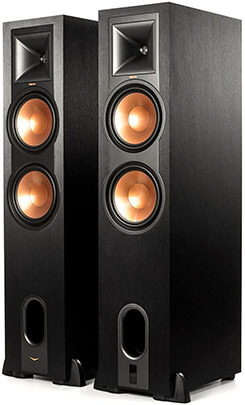 Klipsch R-28PF Surround Powerful Floor Standing Home Speaker