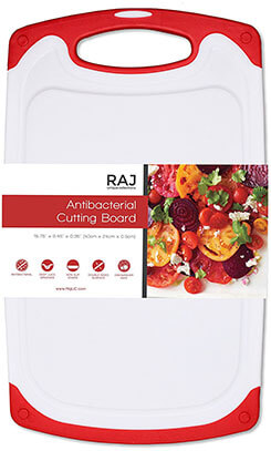 Raj Plastic Cutting Board
