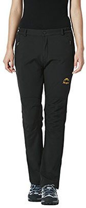 LancerPac Women's Hiking Pants