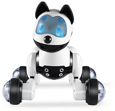 Hi-Tech Wireless Remote Control Robot Dog Smart Interactive Puppy