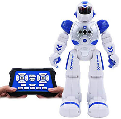 Conzy Infrared Remote Control Robots