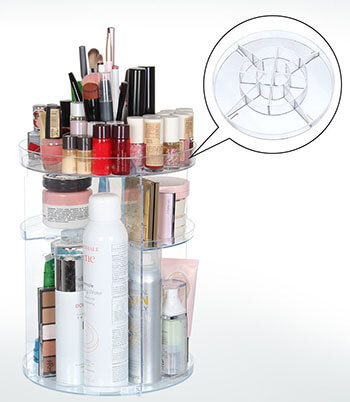 NEX Makeup Organizer