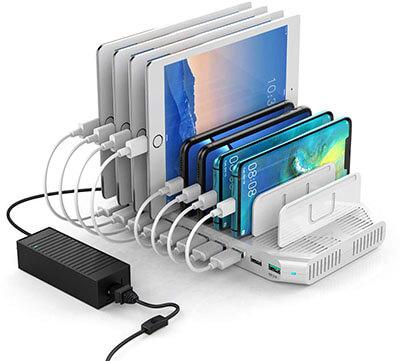 Unitek 10-Port USB Charging Station