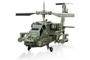 Top 10 Best Remote Control Helicopters in 2018 Reviews
