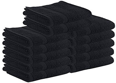 Utopia Towels - Black