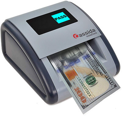 Cassida InstaCheck Counterfeit Money Detector