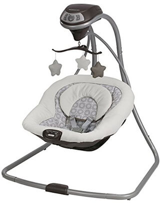 Graco Simple Sway Baby Swing by Abbington