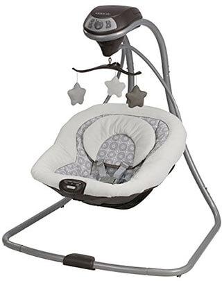 Graco Simple Sway Baby Swing by Abbington