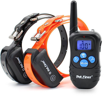 Petrainer Dog Electronic Collar