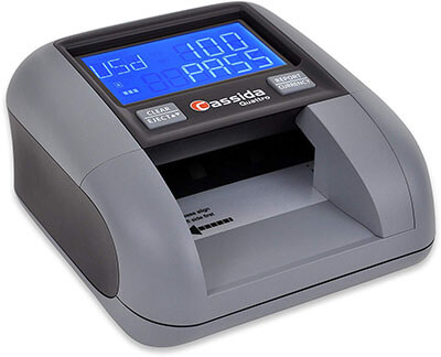 Cassida Automatic Counterfeit Detector