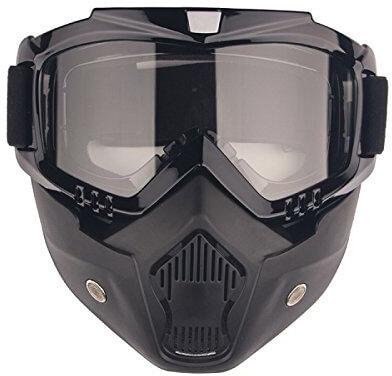 Road Riding UV Motorbike Glasses by EnzoDate