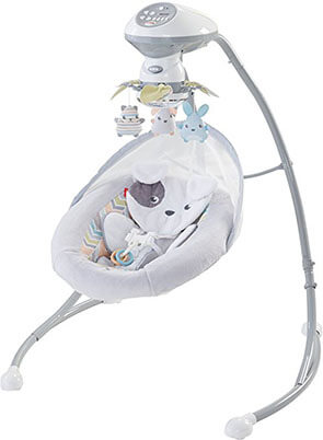 Sweet Snugapuppy Dreams Cradle 'n Swing by Fisher-Price