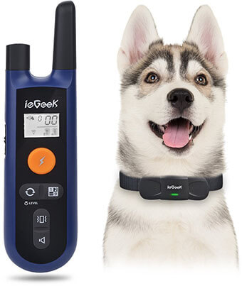ieGeek Rechargeable Dog Training Collar