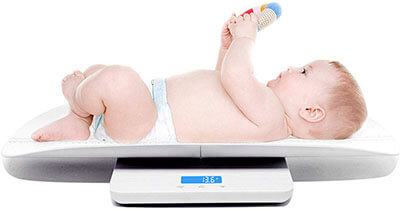iSnow-Med Multi-functional digital baby scale