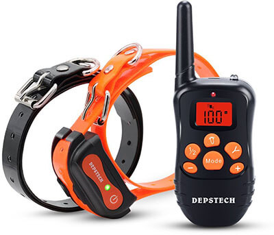 Depstech Dog Training Collar