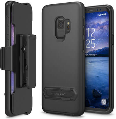 Maxboost Holster Case Galaxy S9 DuraSlim Series