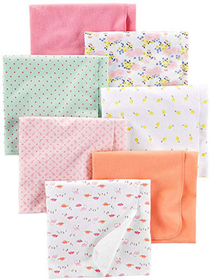 Simple Joys by Carter's Baby Girls' Baby Blanket