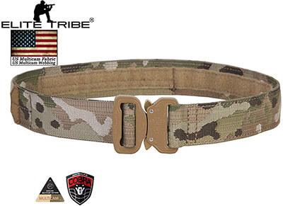 Paintball Equipment 1.5 Inch Cobra Buckle Belt Tactical Rigger Belt Multicam