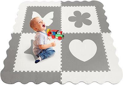 Sorbus Baby Play Mat