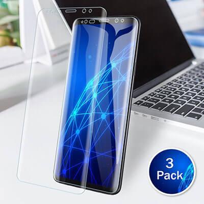 LK PET Soft Flexible TPU Film Samsung Galaxy S9 Screen Protector