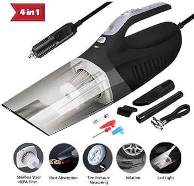 ProGreen Handheld Car Vacuum