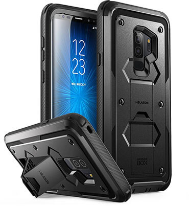 i-Blason Mil-Grade Full Body Protection Galaxy S9+ Plus Case