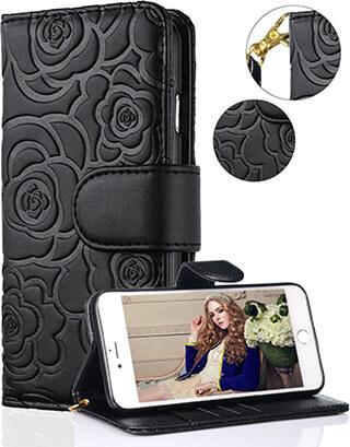 FLYEE S9 Plus Wallet Case