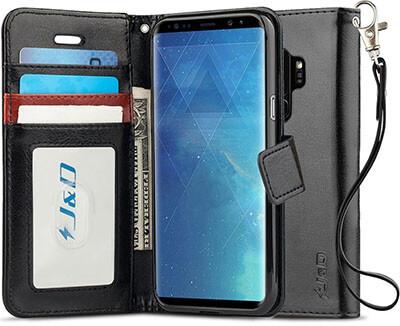 J&D Galaxy S9+ Plus Case