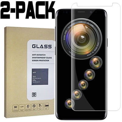 Sliiq Galaxy S9 Plus Ultra Clear H9 tempered Screen Protector