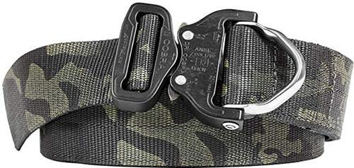 Klik Belts Cobra Quick Release Buckle Men's Tactical Belt