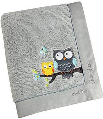 Koala Baby Super Soft Cuddle Plush Baby Blanket