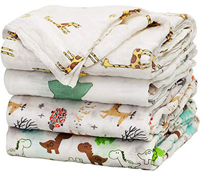 Upsimples Baby Blanket