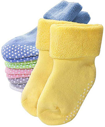 Kaariss Baby Socks with Grips
