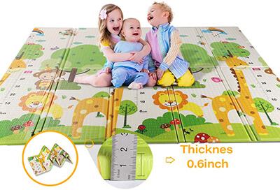 WV WONDER VIEW baby play mat