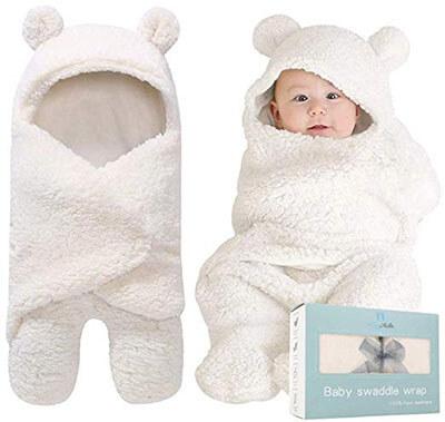 BlueMello Baby Swaddle Blanket