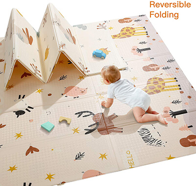Beiens Baby Play Mat