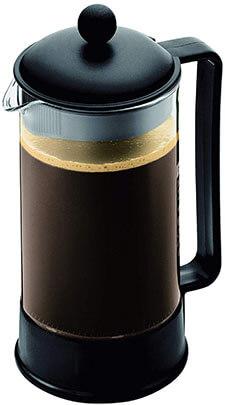 Bodum Black Brazil French Press Coffee Maker