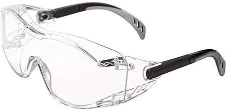 Gateway Safety 6980 Cover Glasses Protective Eye Wear (OTG)