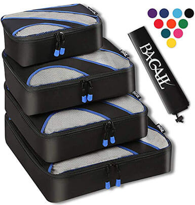 BAGAIL Travel Luggage Packing Organizers