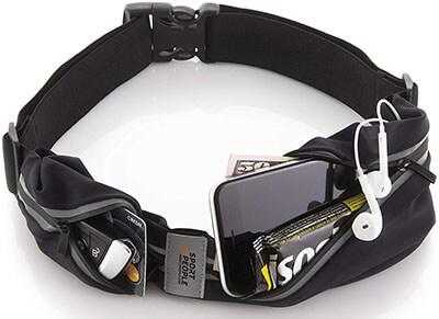 Sport2People Running Pouch Belt