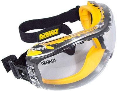 DEWALT DPG82-11/DPG82-11CTR Safety Goggles