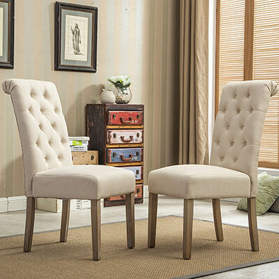 Roundhill Furniture Dining Chair