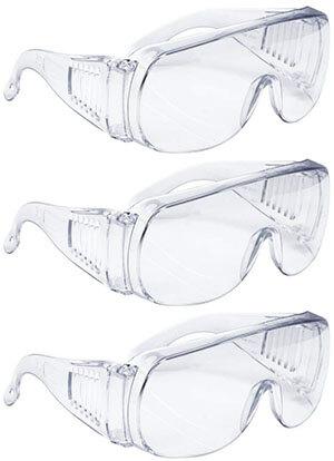 AMSTON Safety Glasses ANSI Z87+ Standards