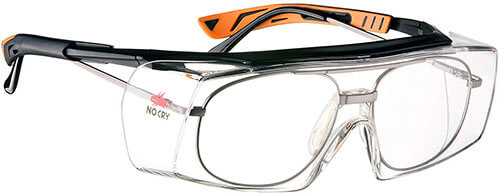NoCry Over-Glasses Safety Glasses