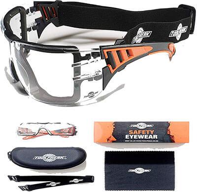 ToolFreak-Safety Glasses Protective Eyewear